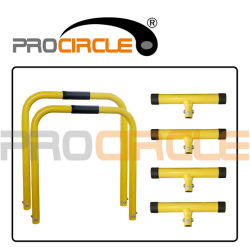 High Quality Crossft Push up Bar with Foam Grip (PC-LE1006)