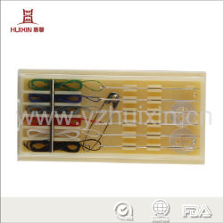 Hotel China Amenity Hotel Sewing Kit for Travel Sewing Box Amenities