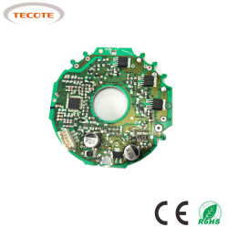 24V DC Stand Fan Motor Control Circuit with High Performance
