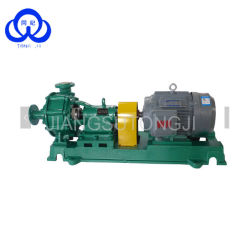 Small Mud End Suction Rubber Slurry Aicd Pump for Sulfuric Acid