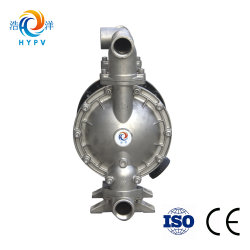 Double Pneumatic Diaphragm Slurry Pump