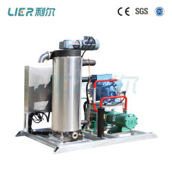 Slurry Ice for Fish, Seafood, Seawater Ice Machine Vessel 20t/Day