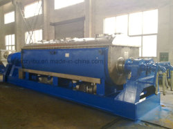 Slurry Hollow Blade Dryer for Environmental Protection Industry