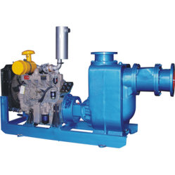 Self-Priming Fire Pump (XBC-ZX)