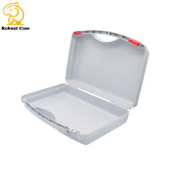 Most Competitive Sports Injection Molded Plastic Carry Box with Foam Inside