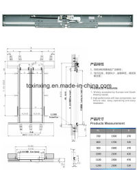 Elevator Door Machine Rail Manufacturer