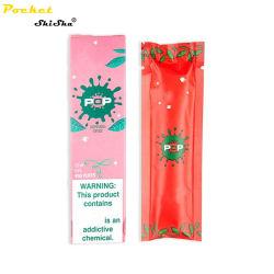 Pop Disposable Electronic Cigarette E Liquid Shishapen Disposable Vape