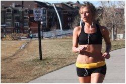 Waist Pack Universal Outdoor Sports Workout Fanny Pack Running Belt