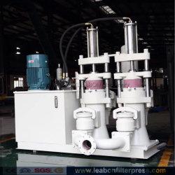 Yb High Pressure Hydraulic Piston Pump to Transport Ceramic Slurry