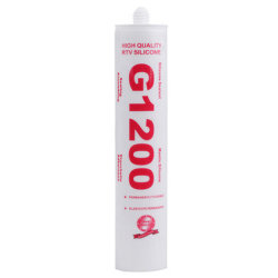 Cheapest Price G1200 Rapid Cure RTV Acetic Multipurpose Silicone Sealant