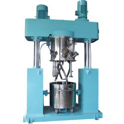 Double Planetary Mixer for Silicone Sealant Battery Slurry Mixing Machine