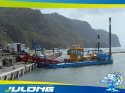 High Quality Customized Sand Pump Cutter Suction Dredger Machine