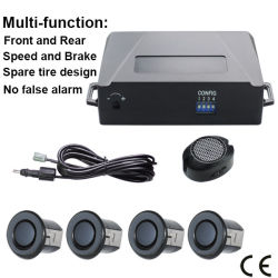 Best Wireless Backup Parking Sensor System for Van and Cars