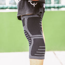 Rigorer Sports Knee Pad Fitness Warm Basketball Training Outdoor Protective Gear