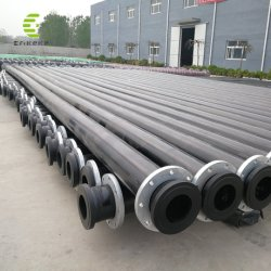 Backing Steel Flange Adapter for Floating UHMWPE Pipe Length