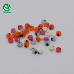 Dental Root Canal Silicone Small Pads Colorful Root Canal Apical Positioning Rings