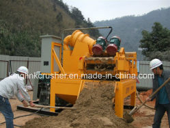 Mud Separator, Desander, Slurry Cleanor, for Civil Construction, Slurry Mud Separation Capacity 20m3/H
