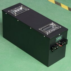 48V 50ah LiFePO4 Lithium Ion Battery Pack for Solar Storage