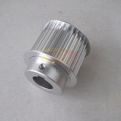 High Qualilty Steel Timing Belt Pulley for Power Transmission Parts