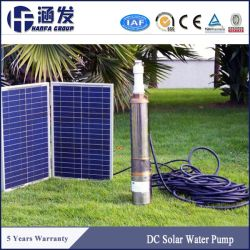 High Quality DC 72V Deep Well Submersible Solar Water Pump for Agriculture