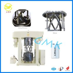 Rechargeable Lithium Battery Slurry Mixing Machine for Li-Iron Slurry Production