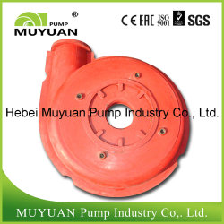 Slurry Pump Rubber Lined Spare Part
