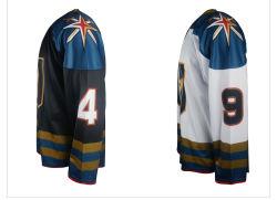 Dye Sublimated Printing Sport Wear Custom Jerseys Hockey Clothes