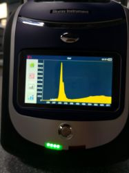 Portable Sulfur Analyzer with Build-in PC