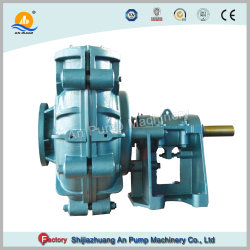 Horizontal Single Stage Smalll Belt Driven Centrifugal Slurry Pump