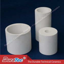 High Alumina Ceramic Tube as Ash Slurry Piping
