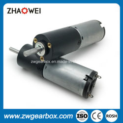 22mm 5-419rpm DC Motor Small Planetary Gearbox