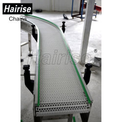 Hairise Food Electric Portable Automated Pallet Mobile Conveyor