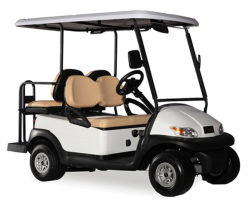 2 Front Seater Plus 2 Rear Seater Electric Golf Car