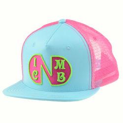b9c934138f8 Custom 5 Panels Flat Brim Fashion Embroidery Baseball Hats Snapback Trucker  Hat