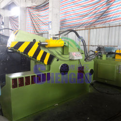Hydraulic Automatic Steel Pipe Shearing Machine (factory)