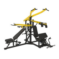 Multi Function Home Gym Fitness Equipment Strength Machine Workbench Multi Sports Commercial Gym Equipment