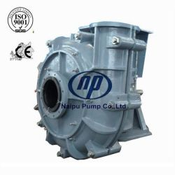China Factory Mining Slurry Pump