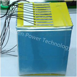 Soft-Packing Pouch Cell Lithium Battery Pack for Solar UPS System