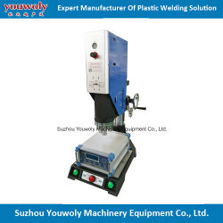 Ultrasonic Welding Machine for Plastic Sports Watch
