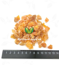 Wholesale Health Frozen Fruit Dried Yellow Peach Edible Fruit Herbal Addition