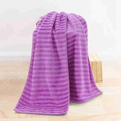 High Quality Microfiber Coral Fleece Sports Towels
