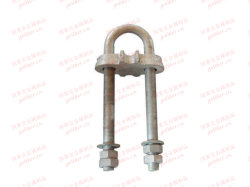 Ut Clamp for Electricity Fitting