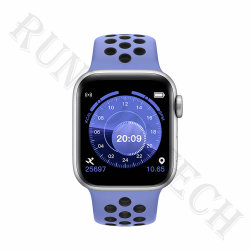 X6 ECG Iwo Wristband Bluetooth Call Phone Multi-Sport Serie 5 Smart Watch