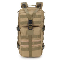 Waterproof Hiking Camo Army Camouflage Tactical Military Backpack