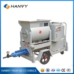 Factory Sale 5m3/H Screw Grouting Machine Slurry Pump Motar Pump