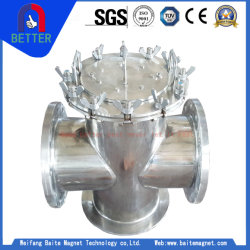 ISO9001 Permanent Slurry Magnetic Separatorfor Mining/Coal/Ironore/ Equipment/Industry