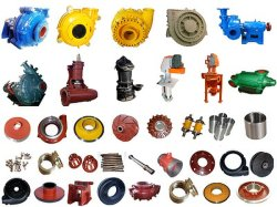 OEM Customised Centrifugal Pump Spare Parts