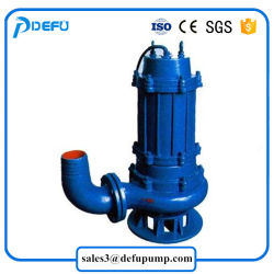 High Efficiency Non-Clogging Grinder Type Submersible Slurry Pump