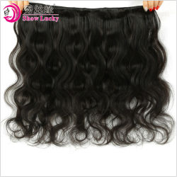 Grade 9A Beauty Remy Peruvian Human Hair Body Wave Wavy Cuticle Hold Can Be Dyed Peruvian Virgin Hair Weaving