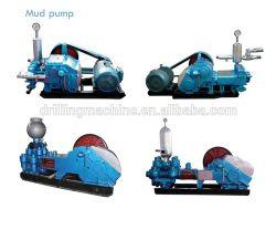 High Quality Horizontal Elctric Triplex Well Drilling Bw-250 Mud Pump